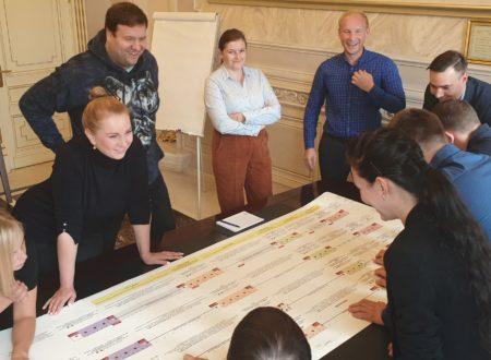 Еще одна группа Лин-экспертов от Академии Русского Регистра!